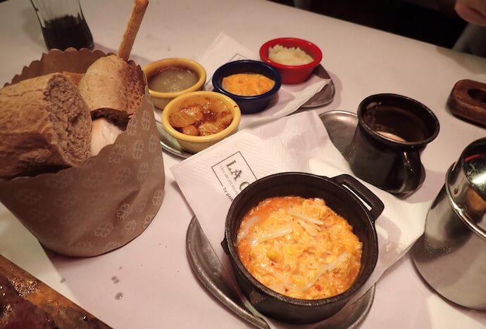 ブエノスアイレスのステーキレストラン・ラカブレラ8