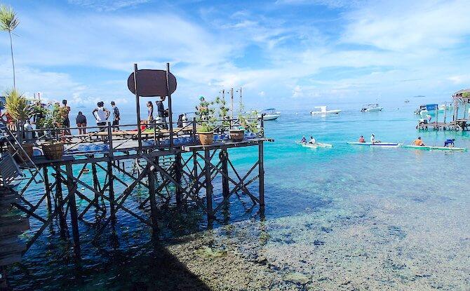 マブール島