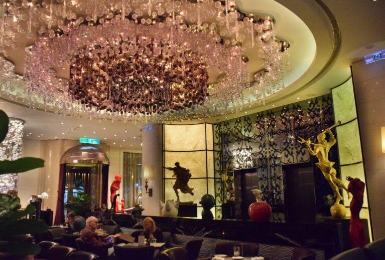 台北ホテル エクラットのレストラン