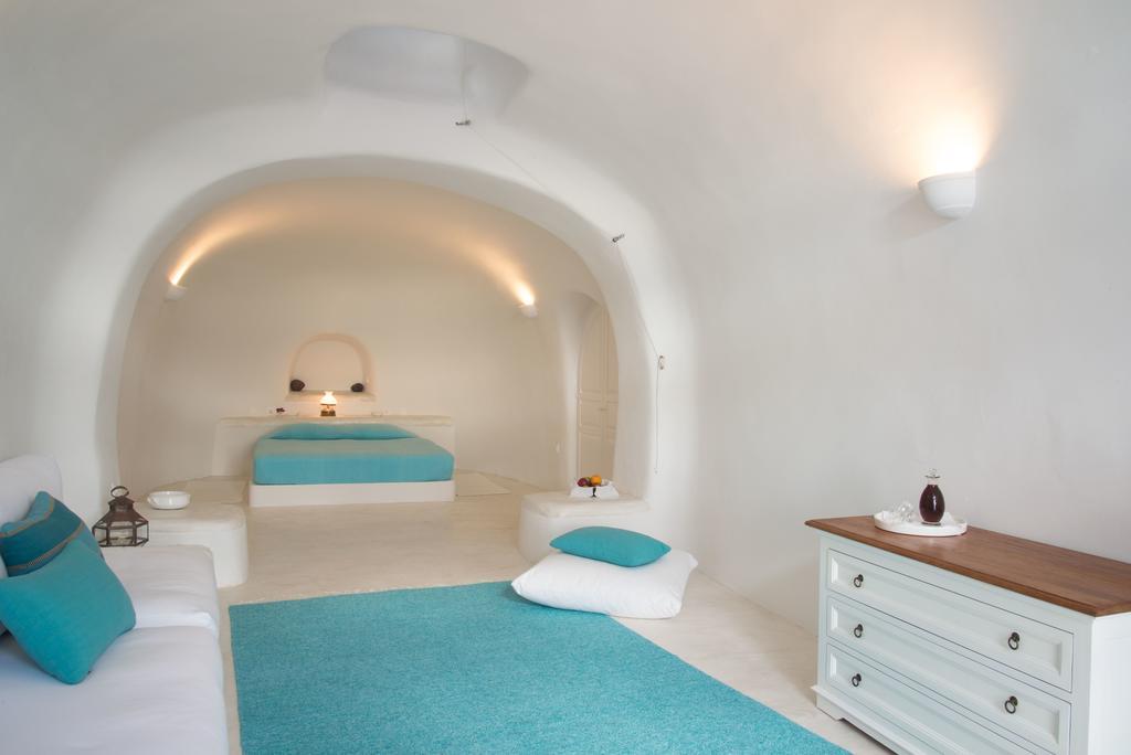 サントリーニ島のインスタ映えホテル:ペリボラス部屋6
