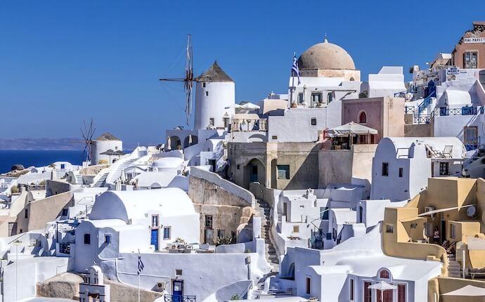 ギリシャのサントリーニ島7