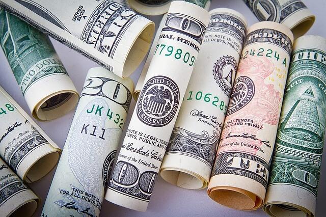アメリカドル(お金)1