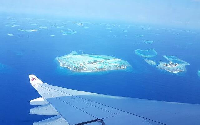 モルディブのリゾートホテル3