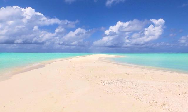 モルディブの美しい海2