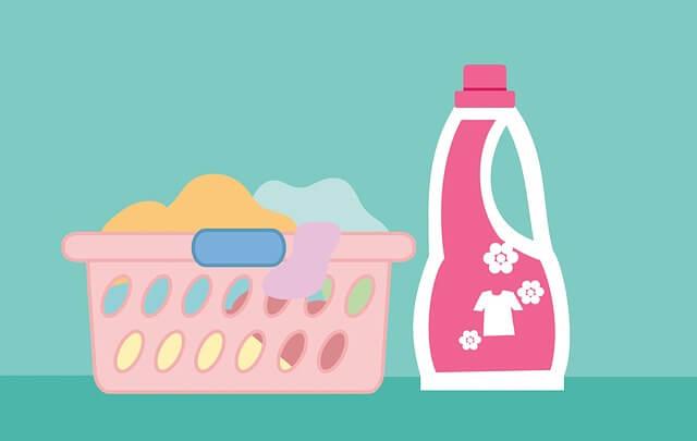 洗濯(加齢臭対策に本当に効く洗剤)
