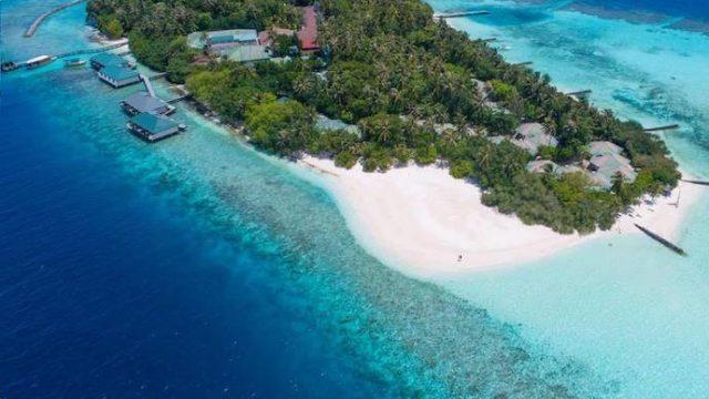 エンブドゥ ヴィレッジ リゾート(Embudu Village Resort)の外見