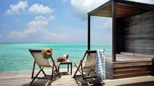 ガンゲヒアイランドリゾートGangehi Island Resort