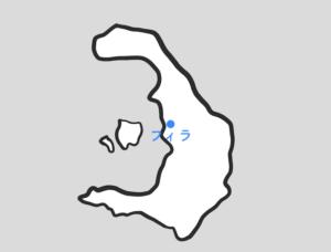 フィラの地図