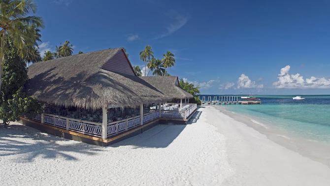 マラヒニ クダ バンドス リゾート(Malahini Kuda Bandos Resort)