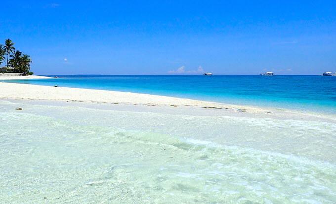 モルディブの美しい海3