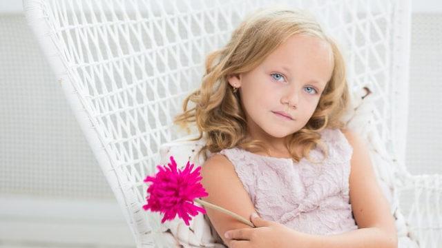 ロシア人の子供モデル(かわいすぎる)