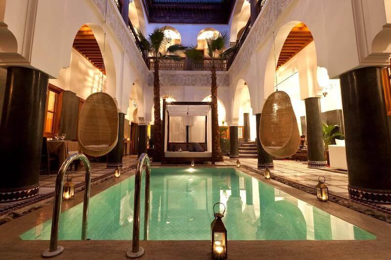 リヤド エル ワラ&スパ(Hotel & Spa Riad El Walaa)