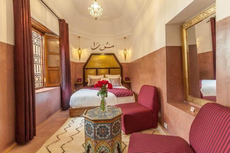 リヤド ダール イェマの部屋