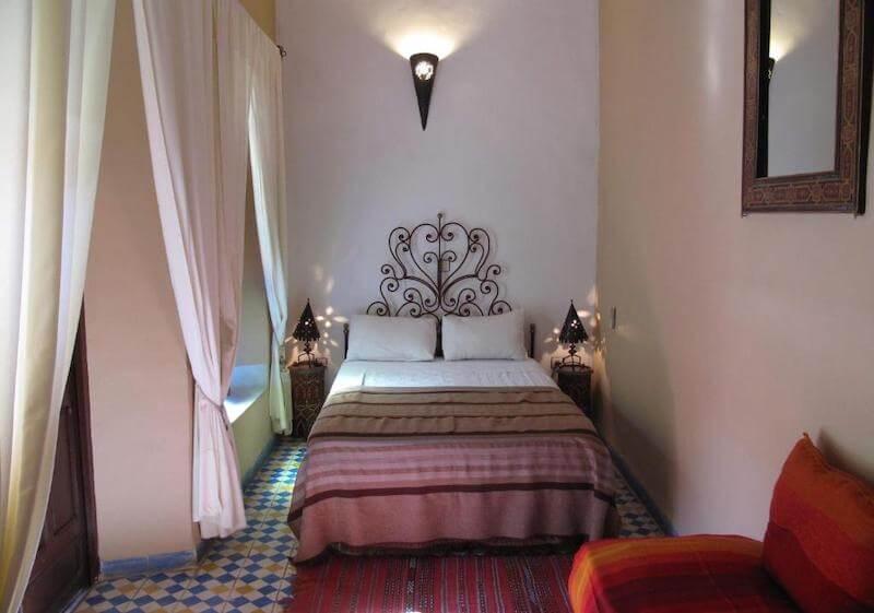 リヤド ダール タミリル(Riad Dar Tamlil)部屋