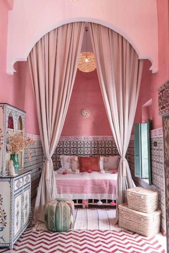 リヤド ビー マラケシュ(Riad Be Marrakech)の部屋