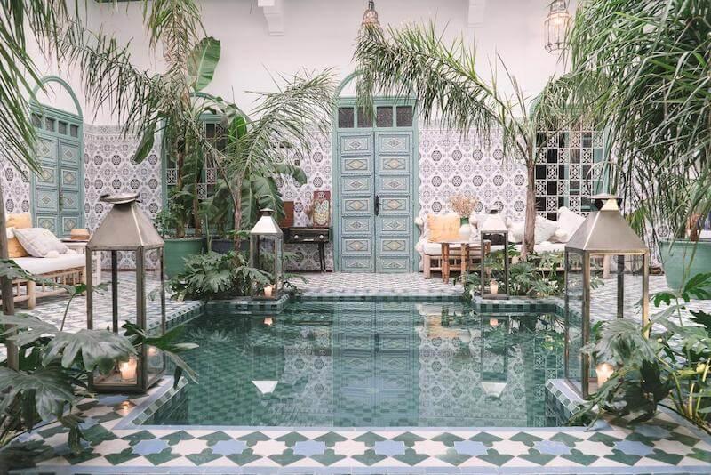 リヤド ビー マラケシュ(Riad Be Marrakech)