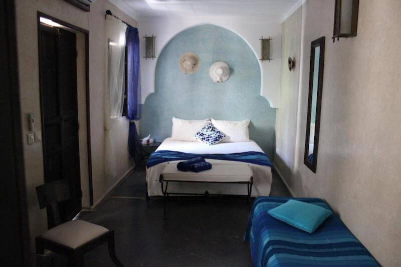 リヤド ル ベル オランジェ(Riad Le Bel Oranger)部屋2