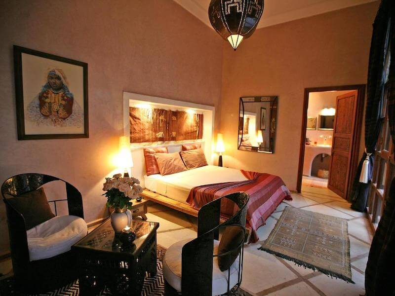 Riad Selouane部屋