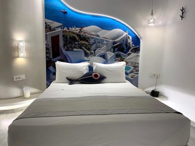 フィラのおすすめホテル(Irene City Villas)寝室2