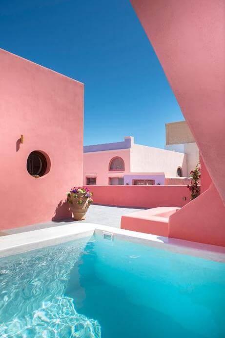 アネミ ハウス&ヴィラズのプール