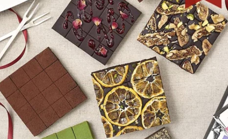 ヴィーガンOKのチョコレート