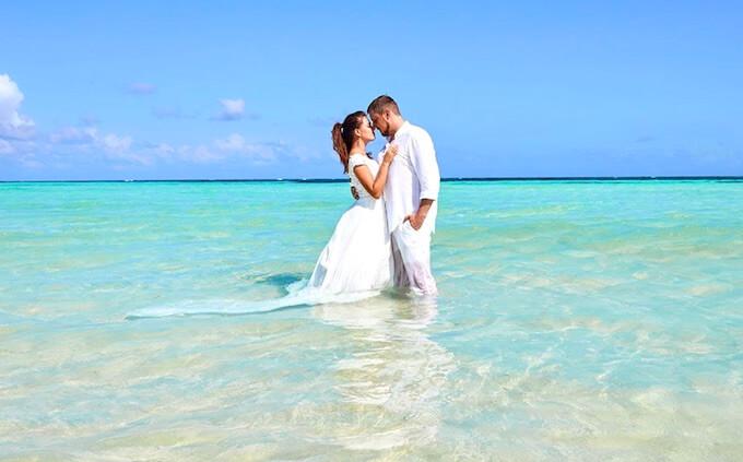 フォトウェディング(Maldives)