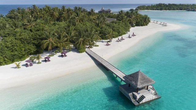 モルディブの島